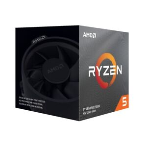 AMD Ryzen 5 3600 CPU, 6x 3.60GHz, boxed
