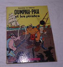 BD Oumpah-Pah et les pirates Goscinny Uderzo éd Dargaud