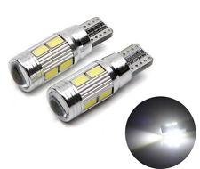 2x T10 5630 LED 10 SMD 168 192 194 Standlicht CANBUS Beleuchtung Deutsche Post