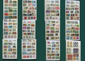 Postage Stamps Mix From United States, Free shipping Worldwide