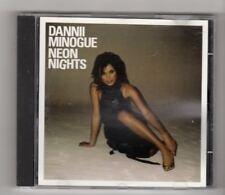 (CR543) Dannii Minogue, Neon Nights - 2003 DJ CD