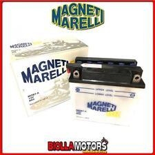 YB7-A BATTERIA MAGNETI MARELLI 12V 8AH PIAGGIO PX80 E Lusso 80 1993- MOB7-A YB7A