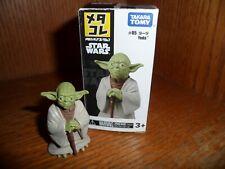 Figure Takara Tomy Metal Figure Collection MetaColle Star Wars 05 Yoda Diecast