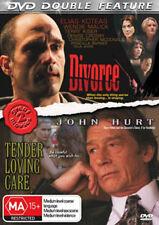 Christopher McDonald DIVORCE & John Hurt TENDER LOVING CARE - DOUBLE FEATURE DVD