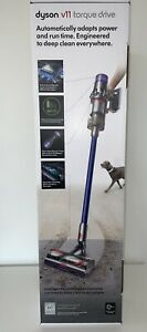 "Brand New Dyson V11 Torque Drive Cordless Vacuum •SV15• ""Never Open"". Blue"