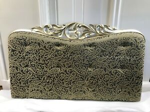 Christopher Guy Hand-carved King Headboard