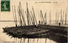 CPA La Foret Fouesnant - La Cale (252961)
