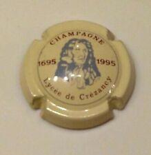capsule de champagne lycée viticole de CREZANCY n° 7