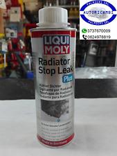 LIQUI MOLY  RADIATOR STOP LEAK TURAFALLE  PER RADIATORI STOP PERDITA RADIATORI