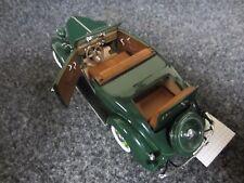Franklin Mint 1936 Ford Cabriolet 1:24 in original packaging