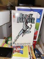 BLACK PANTHER #1 (2009) 1st SHURI Black Panther 70 Years Namor Variant FREE SHIP