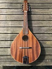 Mandolin, made by Scottish luthier.