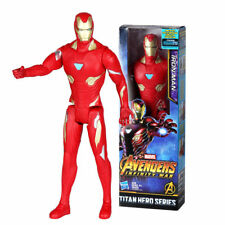 12' Marvel Avengers Infinity War Iron Man With Power FX Port Action Figures Toy