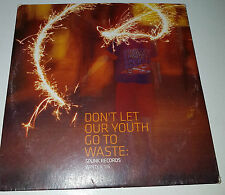 Don't Let Our Youth Go To Waste - Various Artists Radio Station Promo CD In VGC