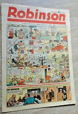 ROBINSON n°203 de 1940