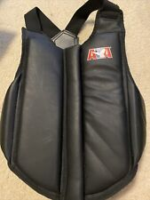 Ata Martial Arts Karate Size Youth Large Chest Protector Euc