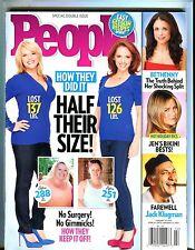 People Magazine January 14 2013 Jennifer Aniston EX 090516jhe