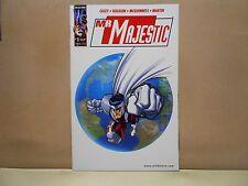 MR. MAJESTIC #1 of 9 1999/02 DC WildStorm 9.0 VF/NM Uncertified
