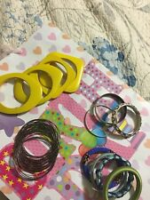 Lots of 4 Bangles Jewelry