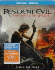 Resident Evil: The Final Chapter (DVD, 2017, Includes Digital Copy)