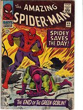 Marvel Comics The Amazing Spider-Man Vol. 1 # 40. Sept, 1966. Very Good / Fine.