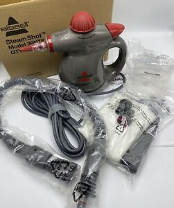 NEW Bissell Steam Shot 39N7E Hard Surface Cleaner Handheld Deep Clean Grout More