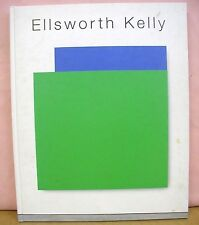 Ellsworth Kelly with Essays by Sarah Whitfield & Rochelle Steiner 2006 Hardcover