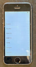 Apple iPhone 5s  32GB  Space Gray - Verizon - A1533 (CDMA + GSM) works great