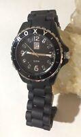 Roxy Lightweight Acrylic Bracelet Watch With New Battery