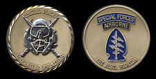 Challenge Coin - US Army Special Forces Underwater Ops