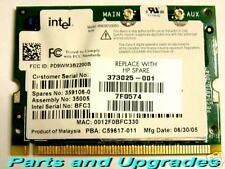 HP Compaq Intel 2200 DV1000 Mini Wireless PCI 802.11g