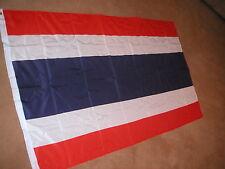 THAILAND THAI FLAG 3 x 2 BRAND NEW EYELETS