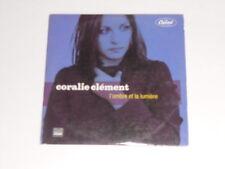 Coralie Clément - l'ombre et la lumière - cd promo