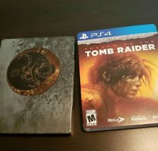Shadow of the Tomb Raider *Steelbook Edition* (Ps4)