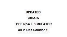 INTRODUCING CISCO DATA CENTER TECHNOLOGIES Exam QA PDF&Simulator  200-155