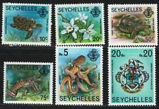 Seychelles 1977-91 VF MNH Stamps Scott #389/403