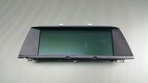 """Orig BMW 5er F10 F11 Monitor Cid Central Information Display 10 """" Inch"""