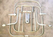 """AMI / ROWE """"B"""":  CHROME & METAL TRIM PACKAGE w/ HARDWARE  clean undented  pieces"""