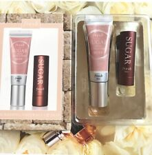 NEW* Fresh Sugar Nourishing Naturals Lips Duo ~Full & Travel Size