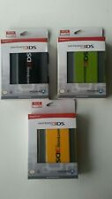 """3DS RUGGED CASE *NEW* Nintendo """"POWER A"""" Factory Sealed Box PICK YOUR COLOR!"""