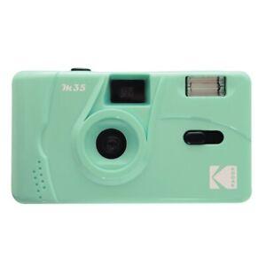 Kodak Vintage retro M35 35mm Reusable Film Camera Green