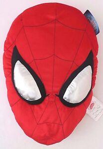 "Marvel Ultimate Spider-Man PJ Pillow Pal 25"" Long W/Pj Pocket NWT"