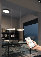 Smart Lighting Pendelleuchte Osram Lightify Gateway mit Alexa komp. Lampe 95701