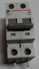 CUTLER HAMMER WMS2D04 MINIATURE CIRCUIT BREAKER, 415V, 10KA, 2POLE, 4A