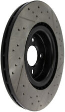 Disc Brake Rotor-OE Type Drilled/Slotted Disc Front fits 09-16 Mini Cooper