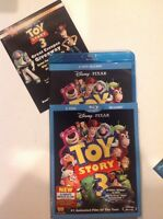Toy Story 3 (Blu-ray Disc, 2010, 2-Disc Set)Authentic Disney US Release