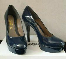 Scarpe da donna Mary Jane blu
