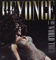 "BEYONCE ""I AM WORLD TOUR"" DVD+CD NEW+"