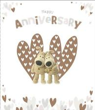 BOOFLE HAPPY ANNIVERSARY CARD NEW GIFT