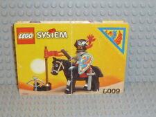 LEGO® Castle Classic Bauanleitung 6009 Black Knight ungelocht instruction B4174